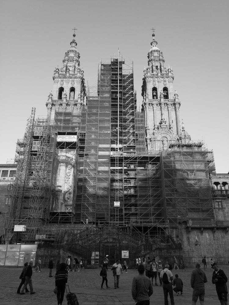 Catedral de Santiago de Compostela, completed 1211