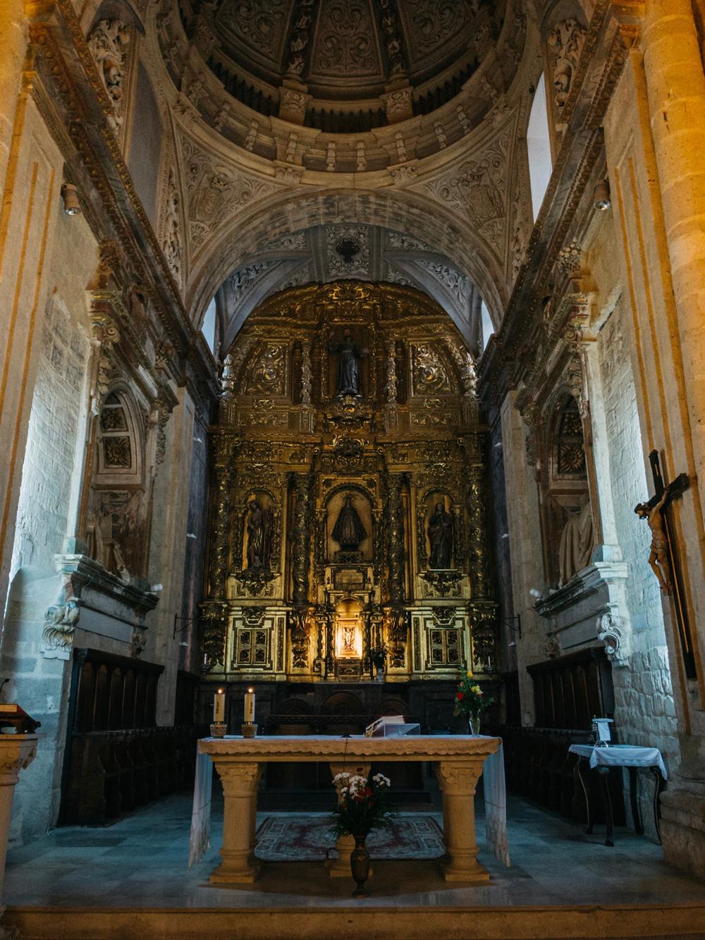 Iglesia de Santa Maria del Camino, Carrion de los Condes