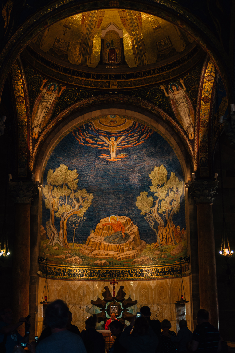 The Church of all Nations at Gethsemane
