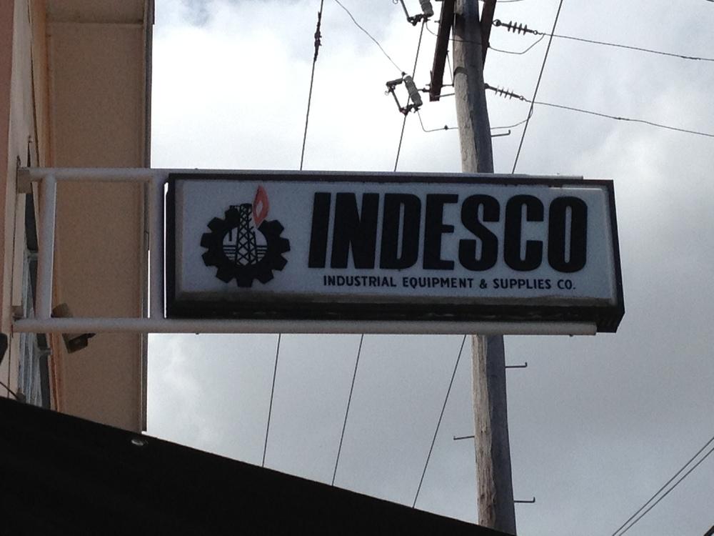 Indesco in Guyana