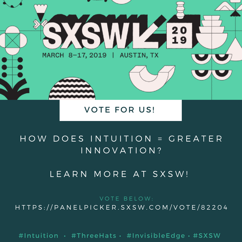 Vote for our SXSW workshop: https://panelpicker.sxsw.com/vote/82204
