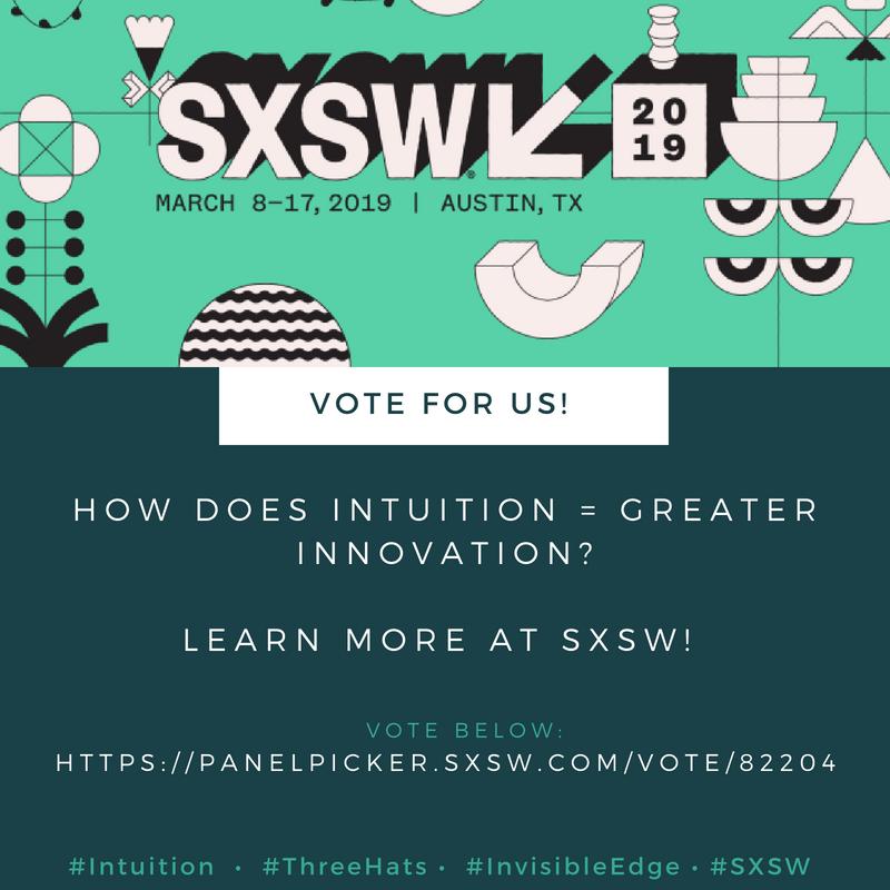 Vote for our SXSW workshop:https://panelpicker.sxsw.com/vote/82204