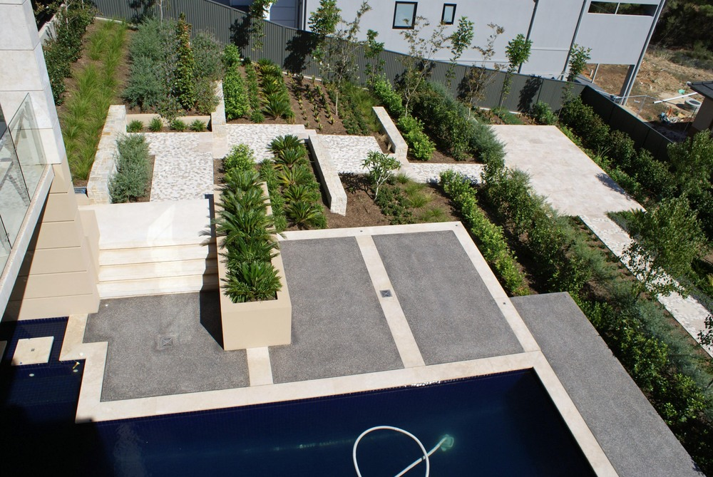 residential landscape construction adelaide summit landscape