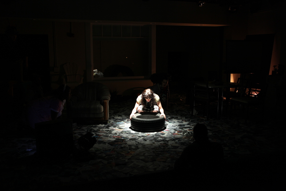 The Humans ARE in Trouble, 2012, SHUBERT, photo by Ella Bromblin (36).JPG