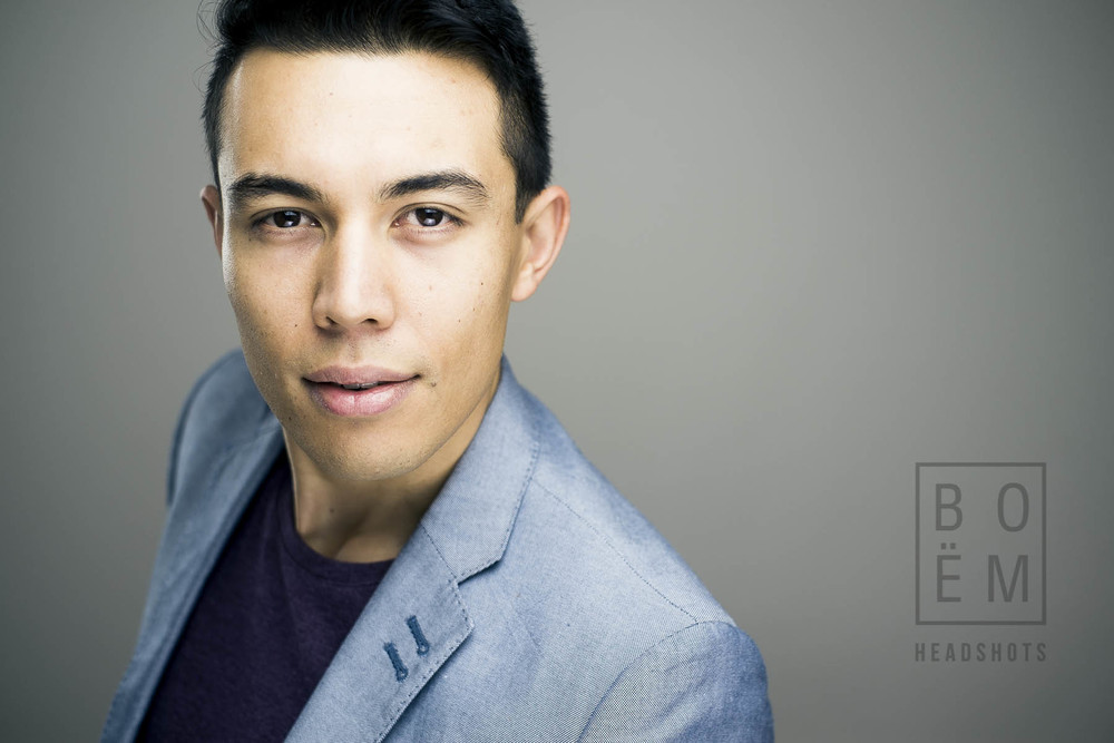 A preview of my shoot with George, a model/engineer here in Adelaide for Boem Headshots, the premier headshot photographer