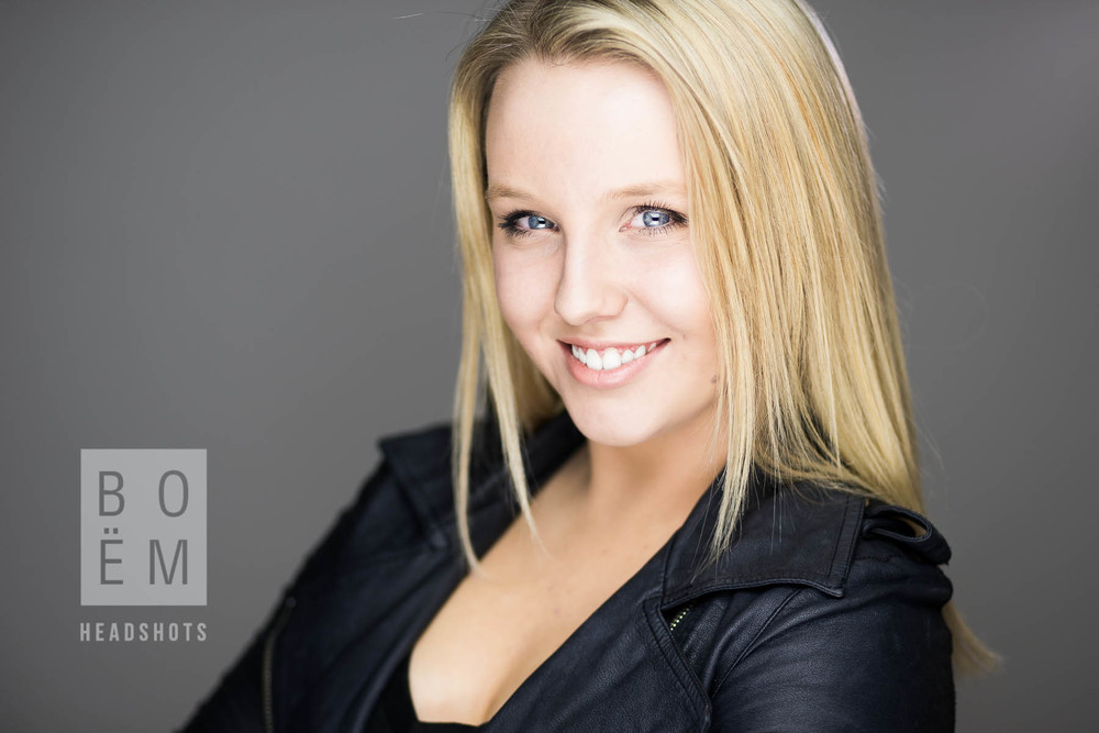 A sneaky preview of my session with Ashleigh, an aspiring actress/architect here in Adelaide for Boem Headshots