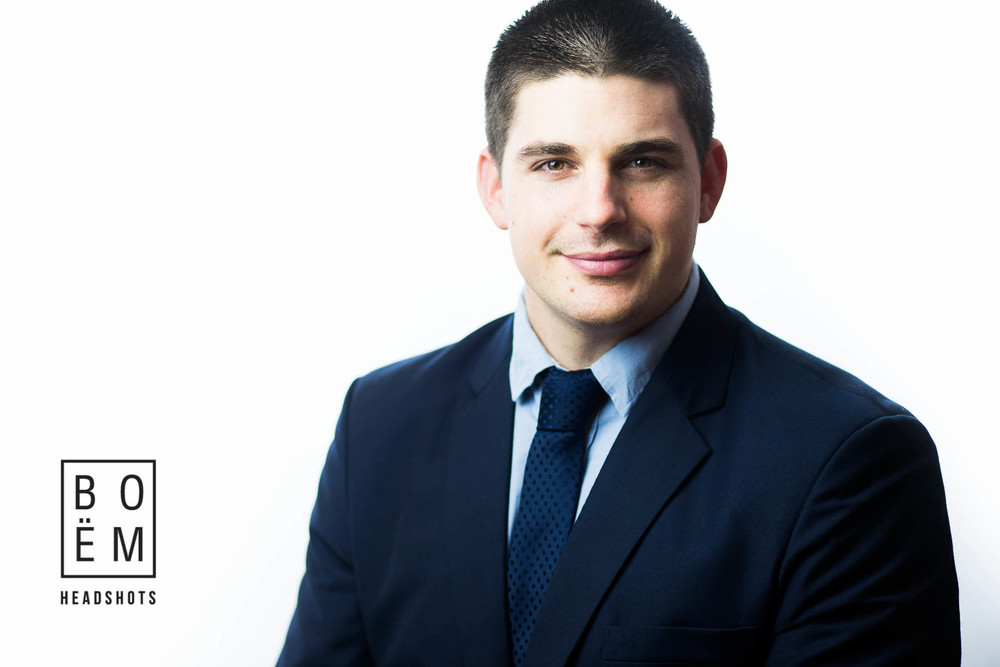 A professional headshot session for DB Philpot, a real estate agency here in Adelaide by Andre Gooden for Boem Headshots.