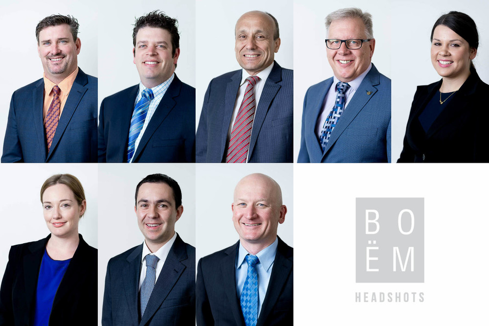 A look at my Corporate Headshot session with the awesome team at Bank of Queensland on Hutt street, What a great looking bunch of people!
