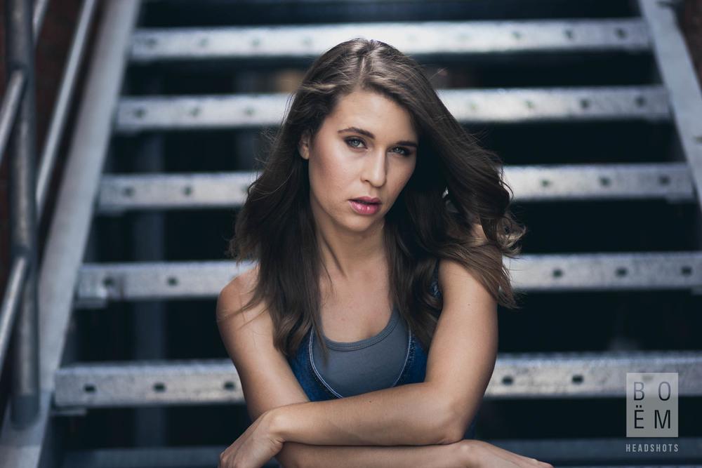 Amy - Modeling Headshots Adelaide