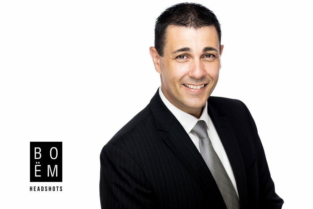 This is Adam, a senior executive in the finance industry who needed fresh new headshots to complete his internal and external profiles. Boem was able to get the best corporate headshots he's ever had in our Morphett street studio.