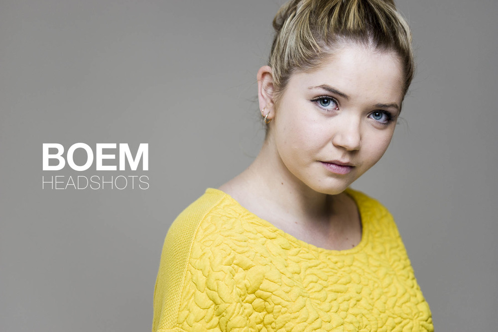 A quick look at Emily's new Headshot session with Boem Headshots, the premier headshot and portrait photographer in Adelaide.