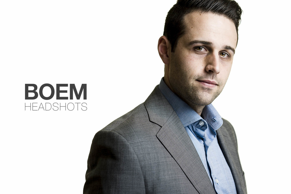 A quick look at Corey's brand new executive headshots in Adelaide by Boem Headshots.