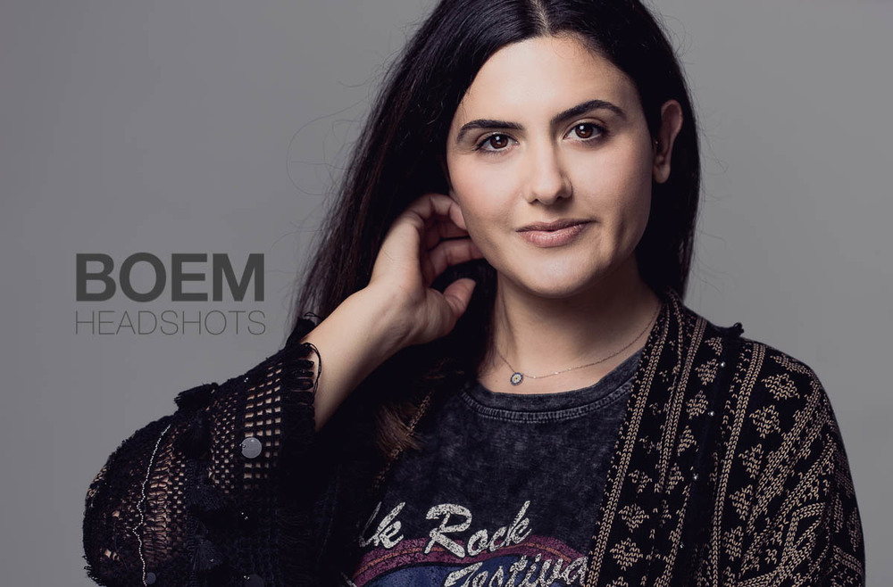 Cassie is the owner of Lenny Clothing here in Adelaide and specialises in women's fashion and accessories. We did an editorial shoot for an article and got this amazing headshot for her.
