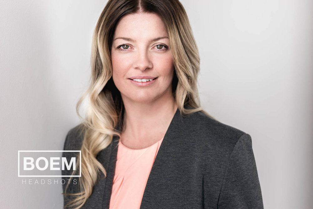 Tara is a local executive moving into a CEO role soon and needed a set of new headshots for her brand and online networks.