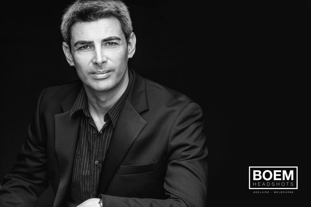 Alberto :: Executive BrandME Headshots :: Adelaide