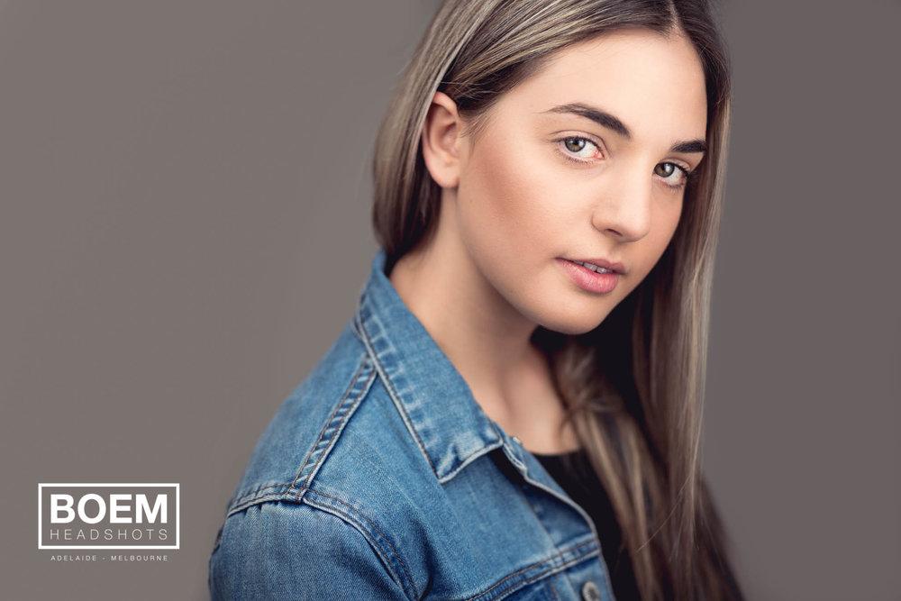 Preview :: Amelia :: Dancer Headshots
