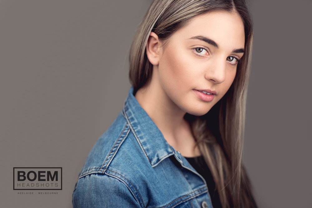 Preview :: Amelia :: Dancer Headshots