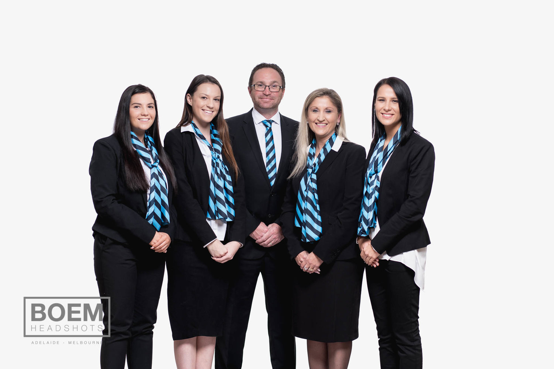 Harcourts  Group Shot  Adelaide — Headshot and Portrait ...