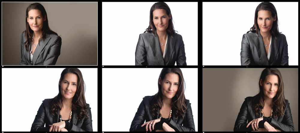 Preview :: Danae :: Executive Headshots