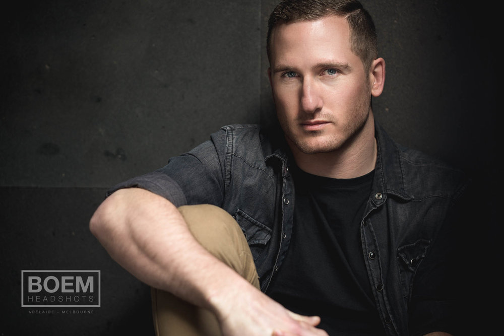 Preview :: Adrian :: Actor Headshots