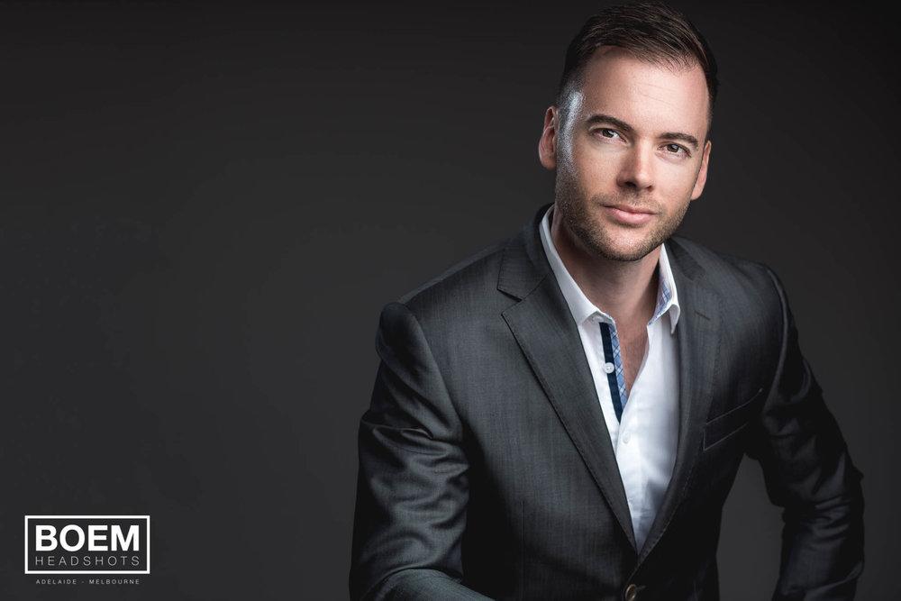 Preview :: Shane :: Executive Headshots