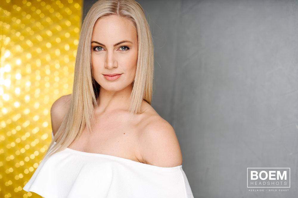 Preview :: Kristen :: Model Headshots :: Adelaide