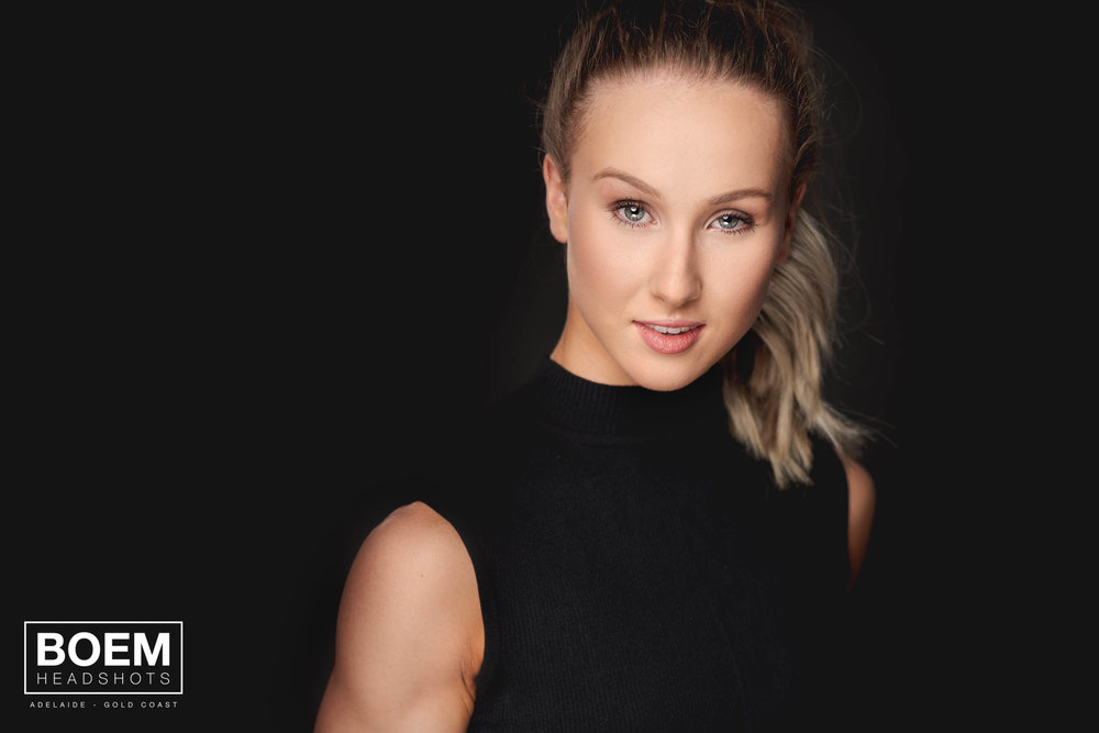 Preview :: Jasmine :: Dancer Headshots :: Adelaide