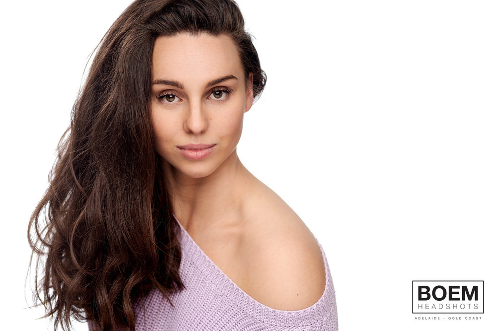 Preview :: Zoe :: Dancer Headshots :: Adelaide