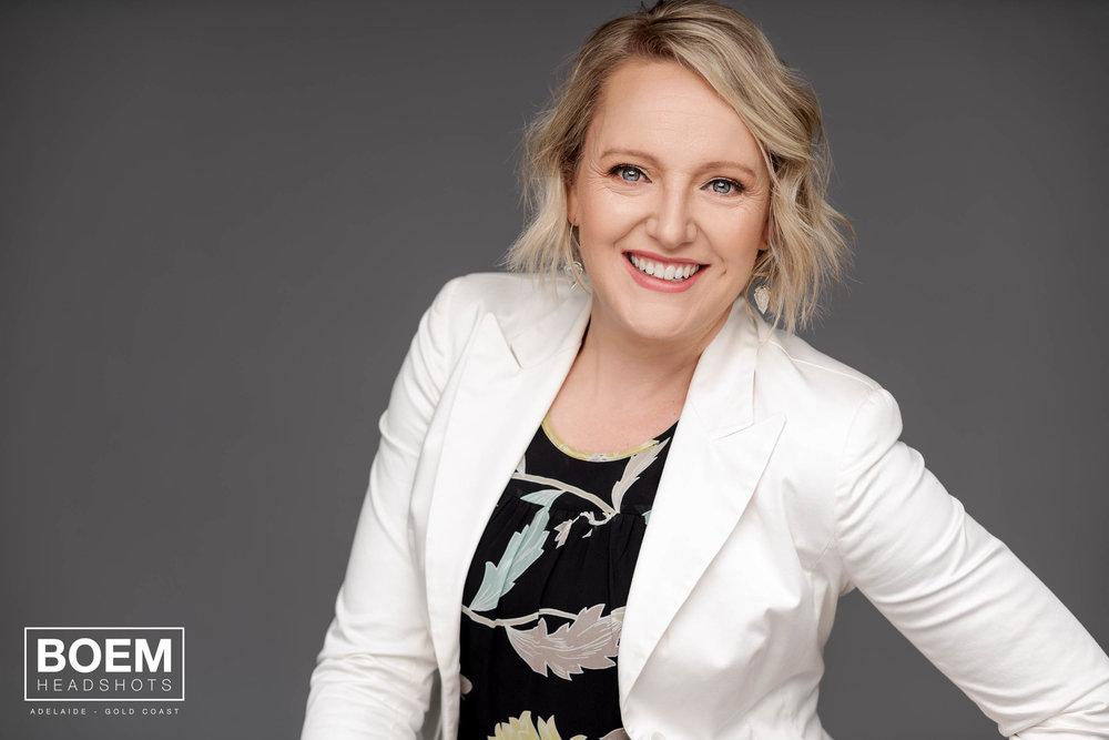Sara :: Executive Headshots :: Adelaide