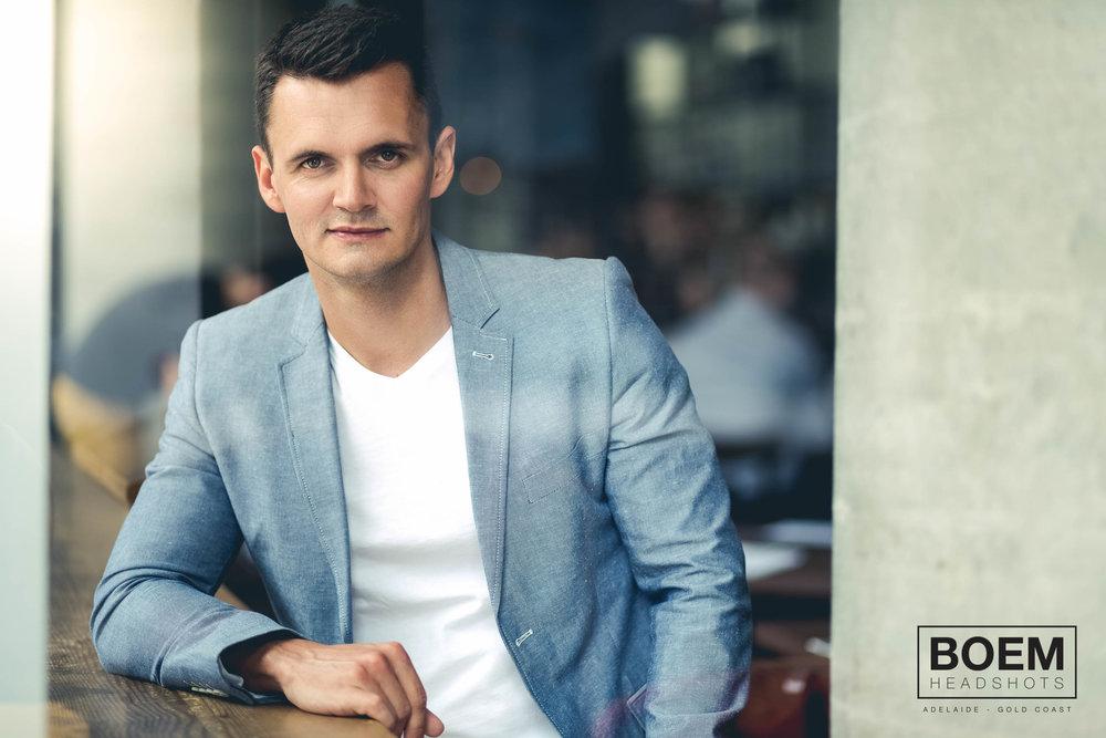 Preview :: Callum :: Executive Headshots :: Adelaide