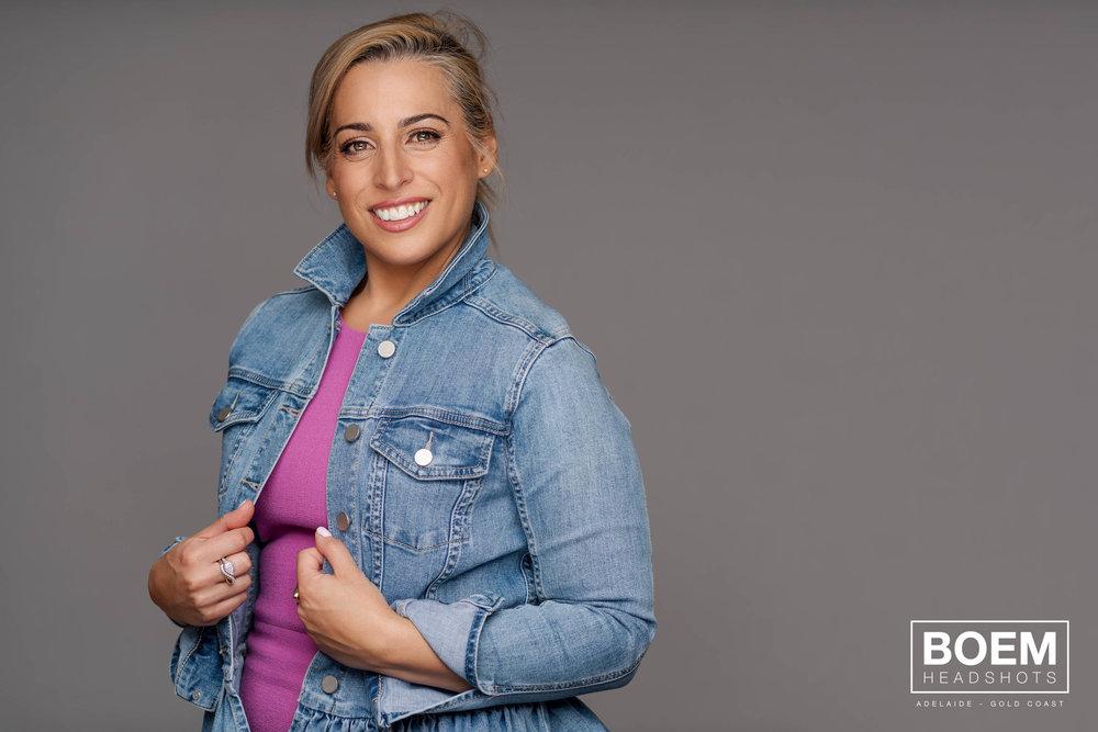 Preview :: Vicky :: Entrepreneur Headshots :: Adelaide