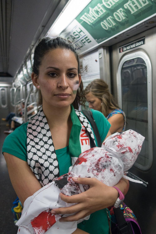 8/20, R Train to Bay Ridge. Brooklyn, NY.