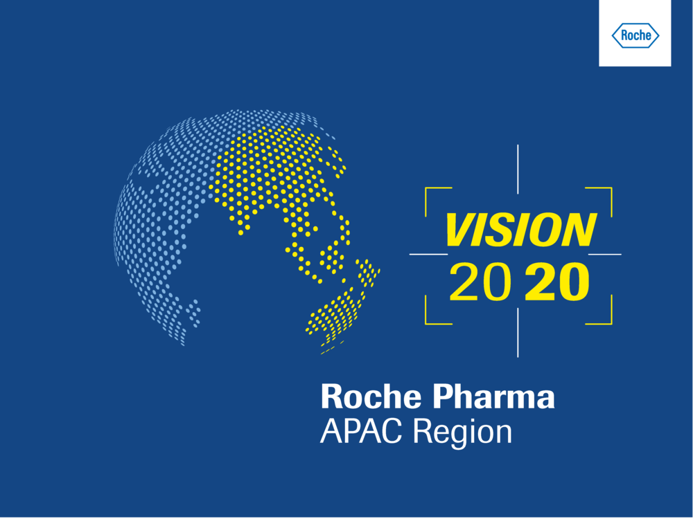 ROCHE (APAC) Infographics and presentations for a multi-national pharmaceutical company.