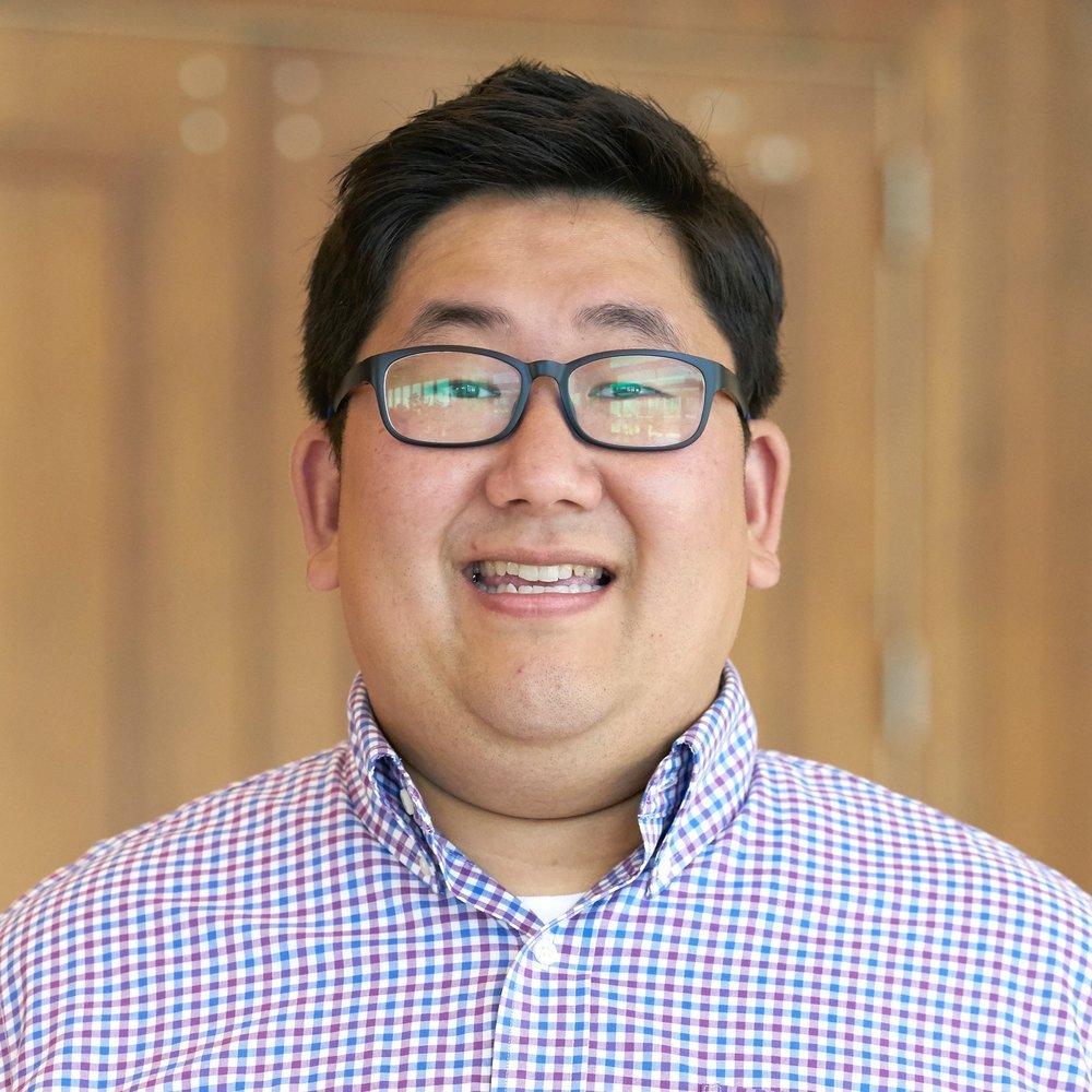 MARK HWANG  Worship Co-Leader