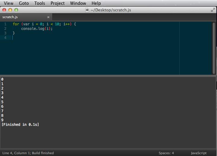 SublimeText2-Build-Output.jpg