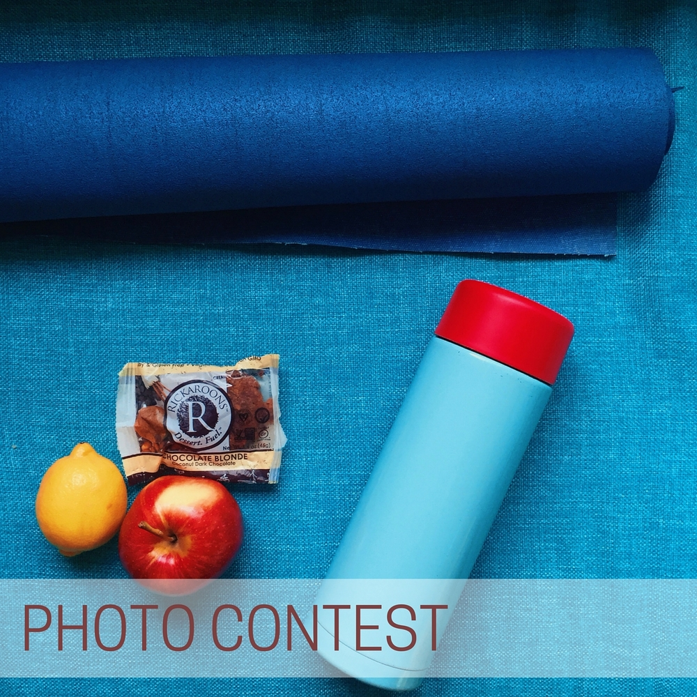 Photo Contest - How to win free Rickaroons