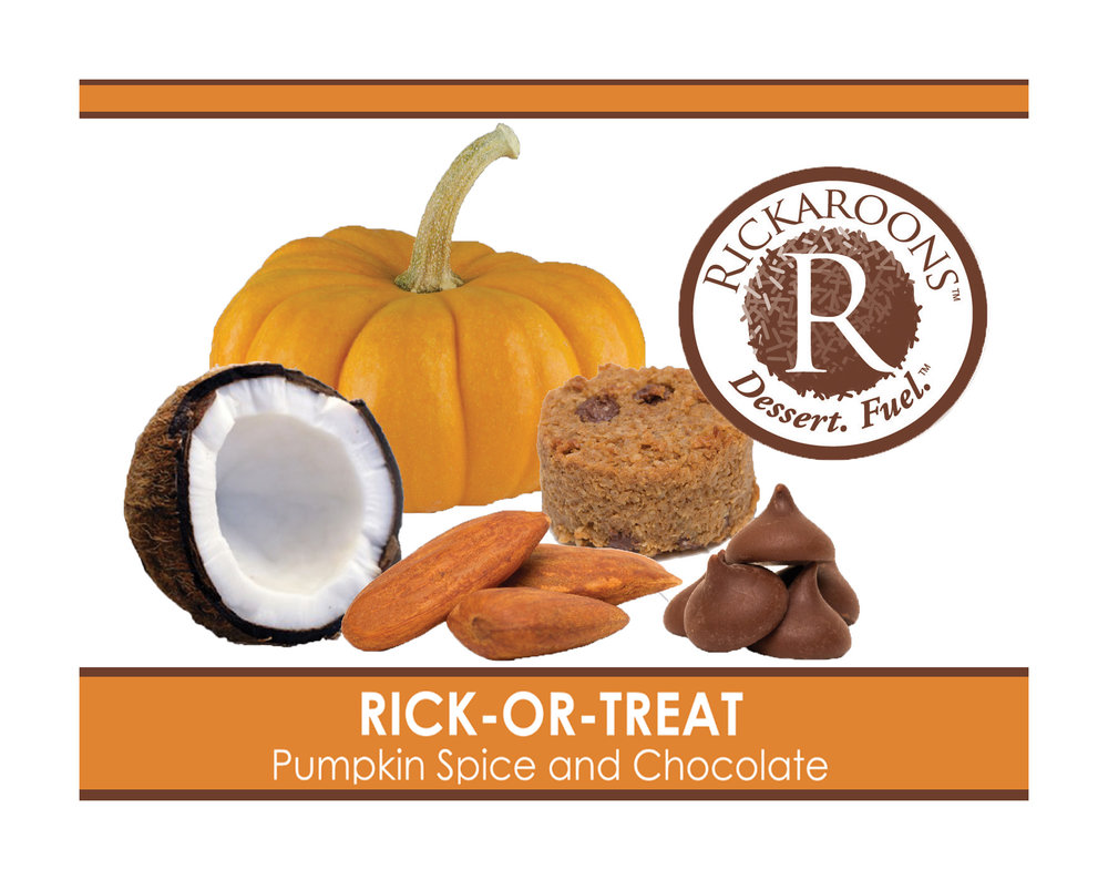 RICK-OR-TREAT                 (1 DOZEN)
