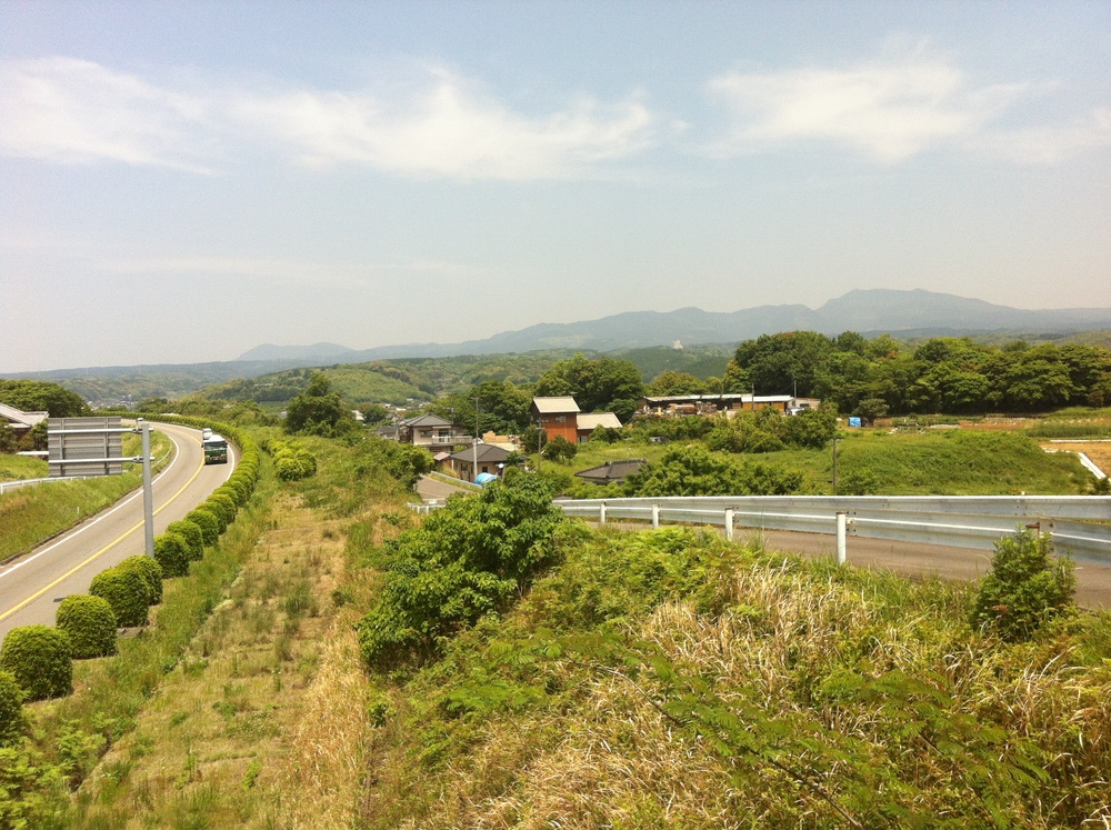 25km outside Nagasaki