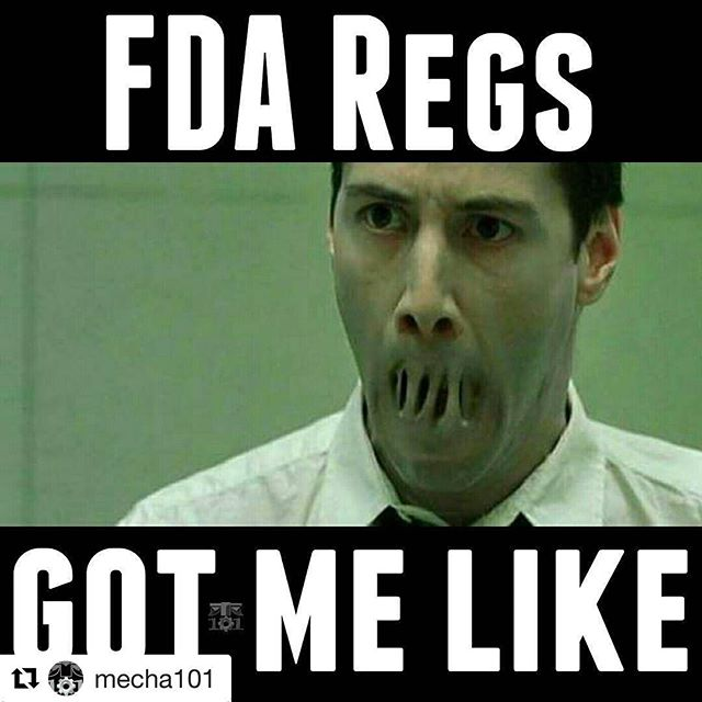 #Repost @mecha101 with @repostapp ・・・ But I won't comply. . . . Stay strong. Stay vigilant. Spread truth. . . #CivilDisobedience #WeAreComingForYou #GetOffMyLawn #Vape #DeemingRegulations #ThinkTank #LogicOverLobyists #ExposeTheTruth #AwakenTheMind #Tyranny #GovernmentOverreach #IQuitMyWay #StopTheCycle #StopSmoking #Protest #FightBack #Resist #FDAoverreach #DeemingRegulations #ThinkTank #LogicOverLobyists #ExposeTheTruth #AwakenTheMind #Tyranny #GovernmentOverreach #IQuitMyWay