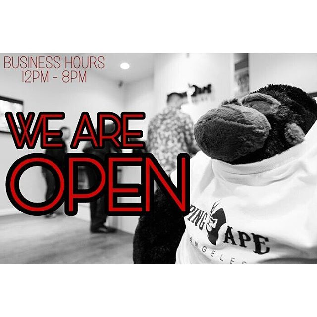 We are open... Our doors were closed temporarily for a short time, but now we are back in effect 😉😎... We do sincerely apologize for the inconvenience we have caused to all our customers... We do hope to see u all back and allow us to continue to supply you with all your vaping needs.  #vapingape #vapingapela #vapingapetokyo #vapingapeie #vapecommunity #vapefam #vapefamily #vapeworld #vapesociety #vapeuniverse #vapegalaxy #vapenation #savevaping #fightforvaping #fighttovape #vapingsavedmylife #vapingsaveslives #vapedonthate #vapedontsmoke #keepvapingalive #hr2058 #colebishopamendment #august8thorg #noonprop56 #noprop56 #notblowingsmokeorg #casaa #sfata #smokefree