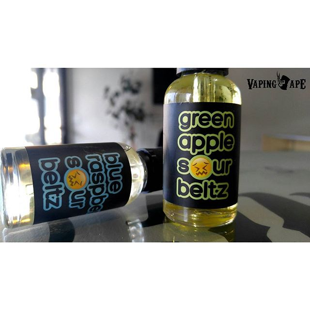 Yum yum yum 😋😋😋... Need i say more?... Come get something nice for that sweet tooth 😀😀😀 #vapingape #vapingapela #vapingapetokyo #vapingapeie #vapecommunity #vapefam #vapefamily #vapeworld #vapesociety #vapeuniverse #vapegalaxy #vapenation #savevaping #fightforvaping #fighttovape #vapingsavedmylife #hr2058 #colebishopamendment #notblowingsmokeorg #casaa #sfata #smokefree #votenoonprop56 #noonprop56 #blueraspberrysourbelt #greenapplesourbelt #tfceliquids #topofthefoodchain