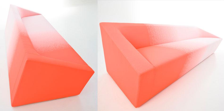 Blur Sofa | Marc Thorpe | Moroso