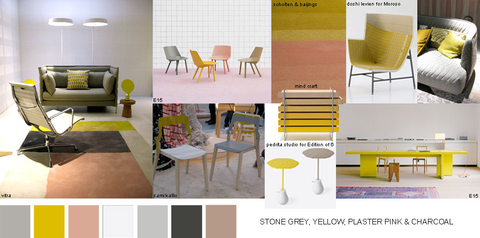 Colour Interior Trends 2011 Studio Pettigrew