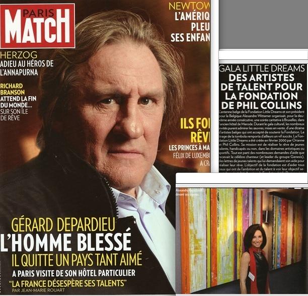Paris Match - December 21st 2012 — ALEXANDRA GERSDORFF 1e7dbd9e939