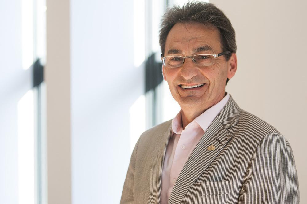 Richard Bergeron, chef du parti Projet Montréal, opposition officielle municipale.