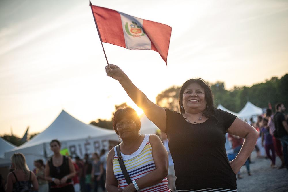Soirée péruvienne aux Week-ends du monde