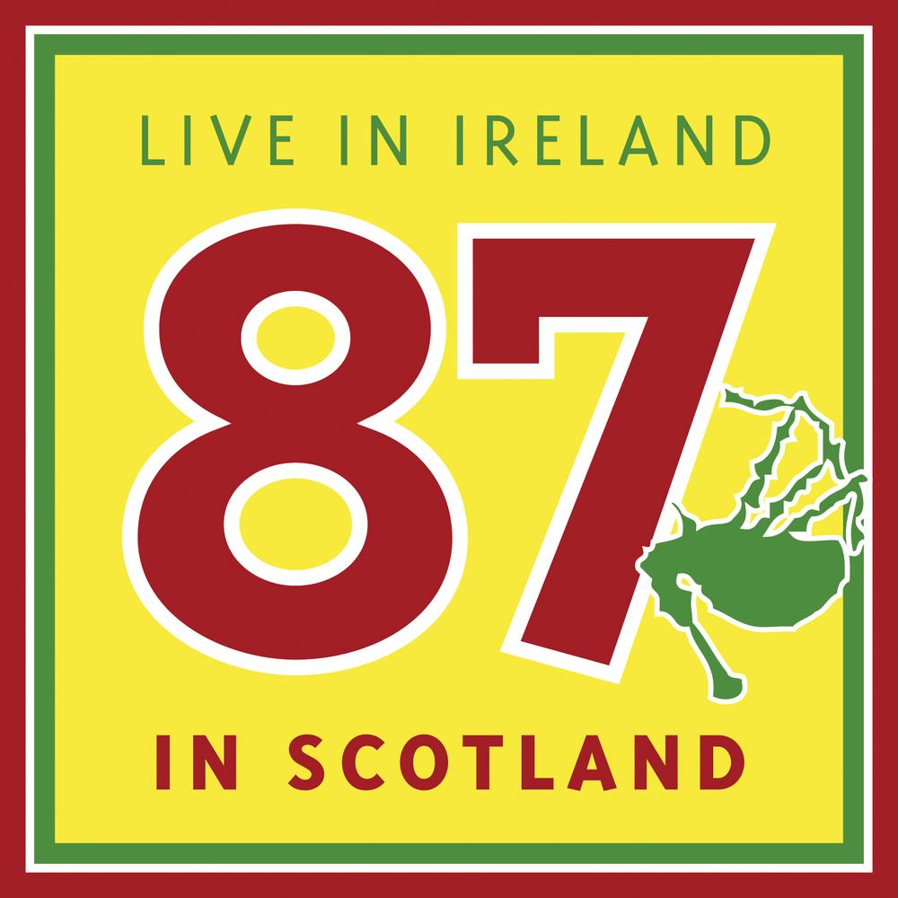 Live In Ireland 87