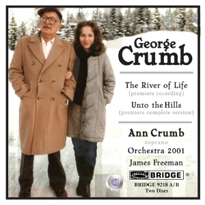 Complete George Crumb Edition, Vol. 10 - BRIDGE 9218A/B
