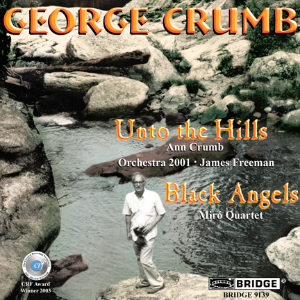 Complete George Crumb Edition, Vol. 7 - BRIDGE 9139
