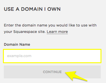 Link Your Domain